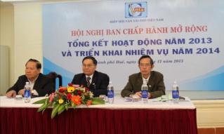 Hội nghị BCH Hiệp hội ô tô VN mở rộng (21-12-2013)