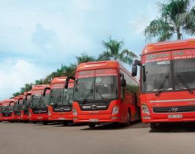 Thông tin thay đổi giá vé Công ty xe khách Phương Trang