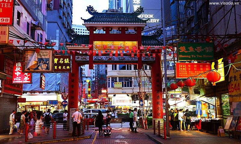 www.VisaGo.vn (visa, dịch vụ visa, visa châu Á, visa Hong Kong, chợ đêm)