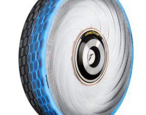 BÀI 8: BẠN BIẾT GÌ? Goodyear phát minh ra loại lốp mới không bao giờ cần thay, mặt lốp có khả năng tự tái sinh