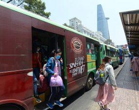 Nhiều đề xuất giúp doanh nghiệp vận tải công cộng vượt khó