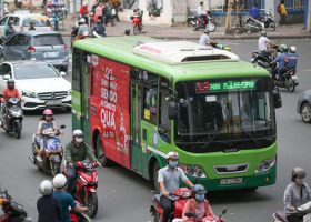 de an quang cao tren xe bus