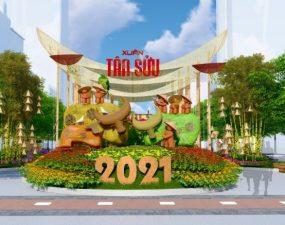 TẢN MẠN TẾT TÂN SỬU 2021