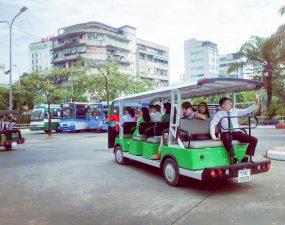 TP.HCM mong ngày xe buýt mini được lăn bánh